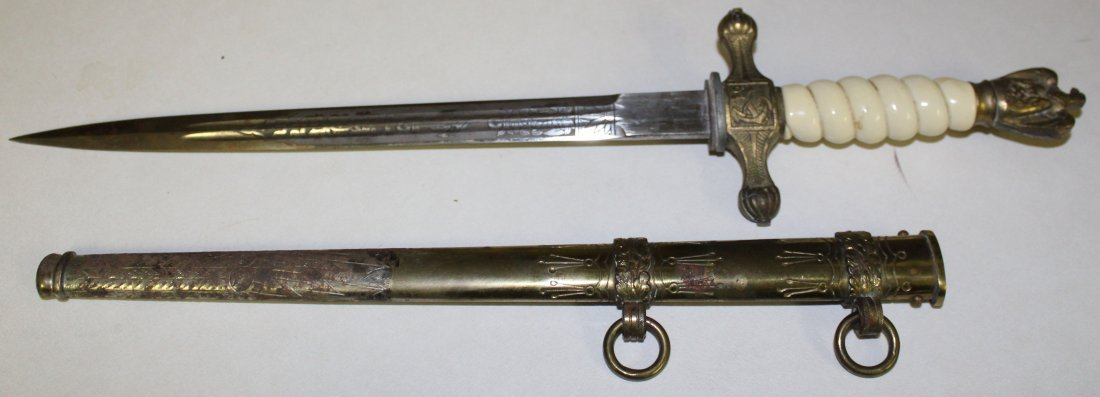 German WWII Naval Dagger