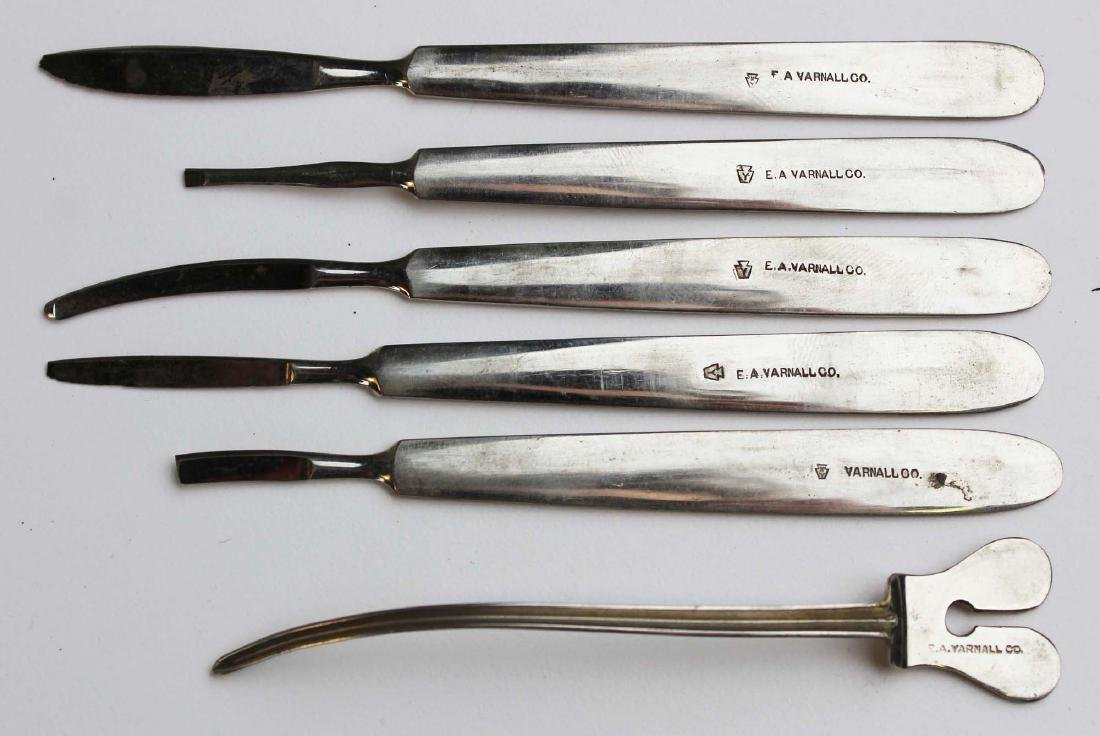 Early 20th c surgical / medical cane - 4