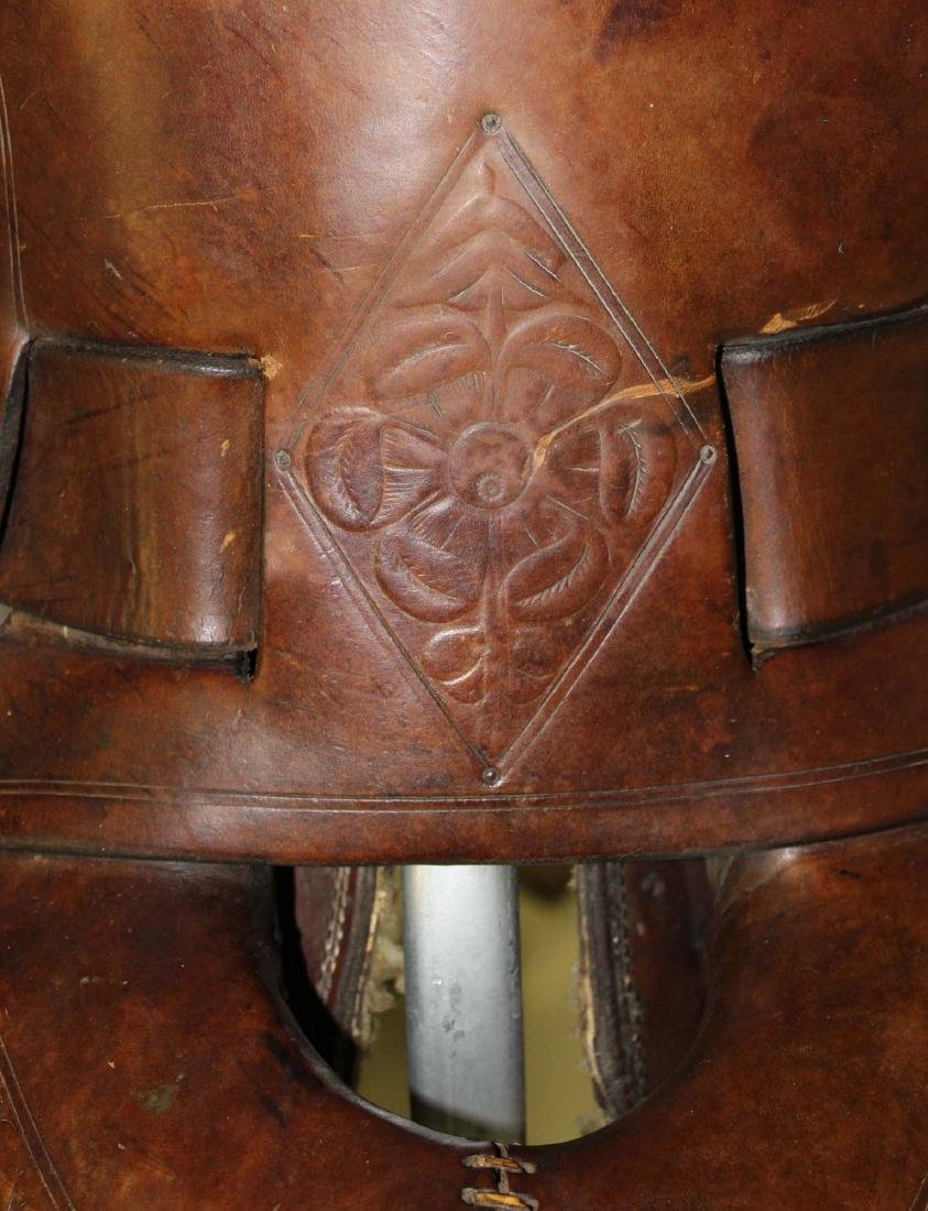 ca 1910 Great West Saddlery Co. saddle - 7