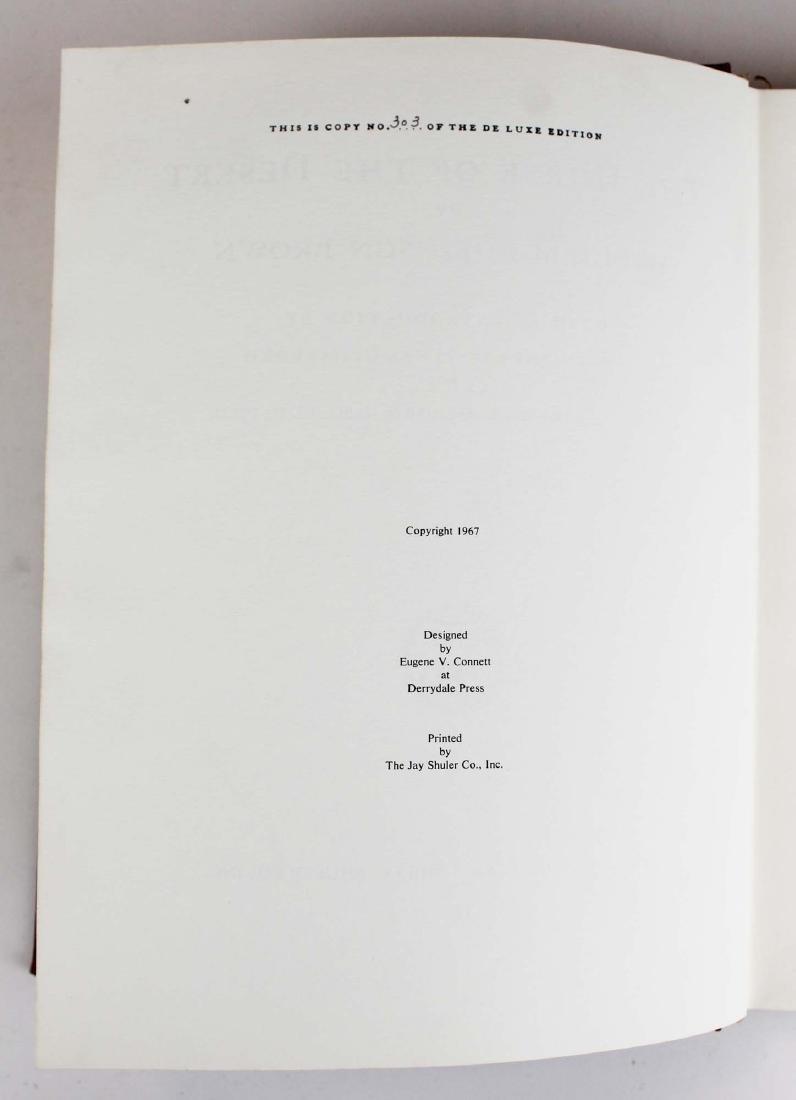 three reference books on Arabian horses - 12