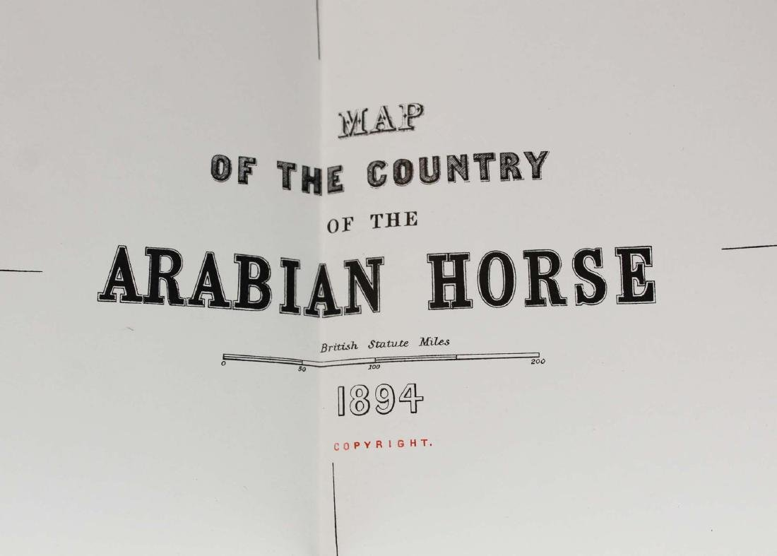 three reference books on Arabian horses - 7