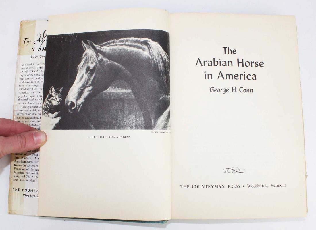 seven books on Arabian horses - 4