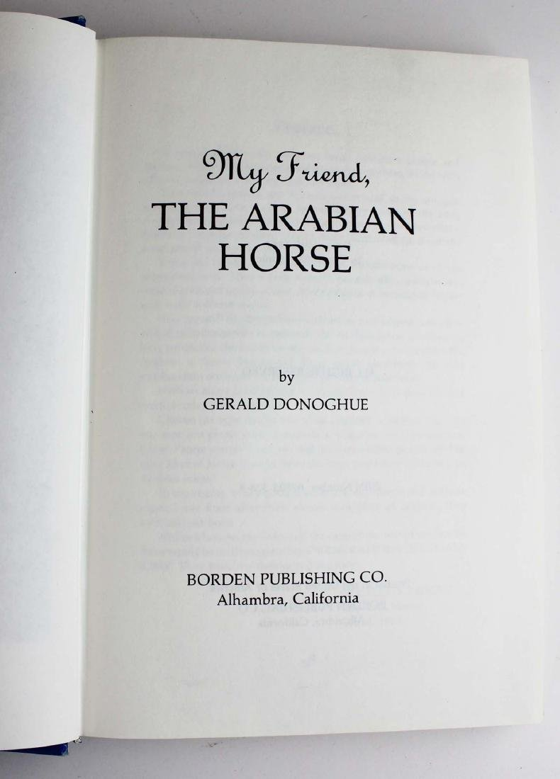 seven books on Arabian horses - 6