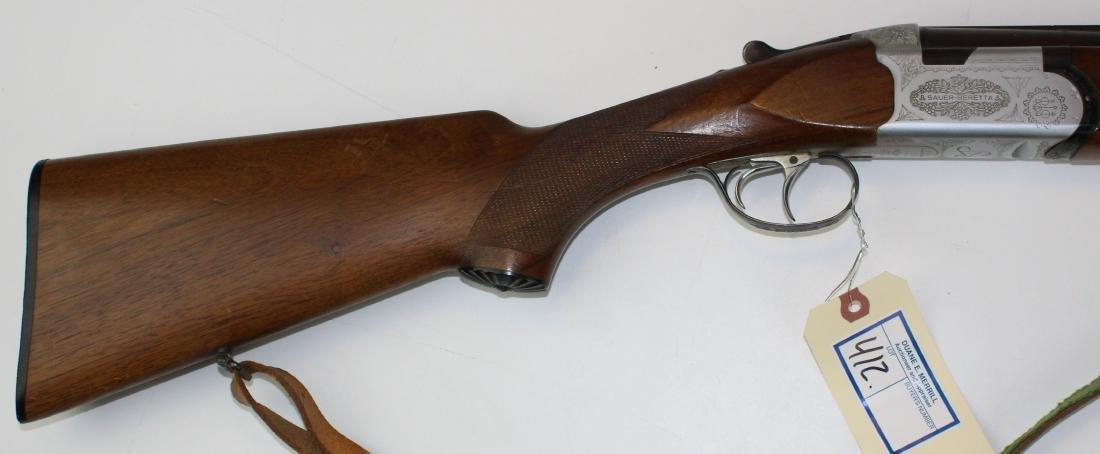 Sauer-Beretta -S56E Over & Under 12ga