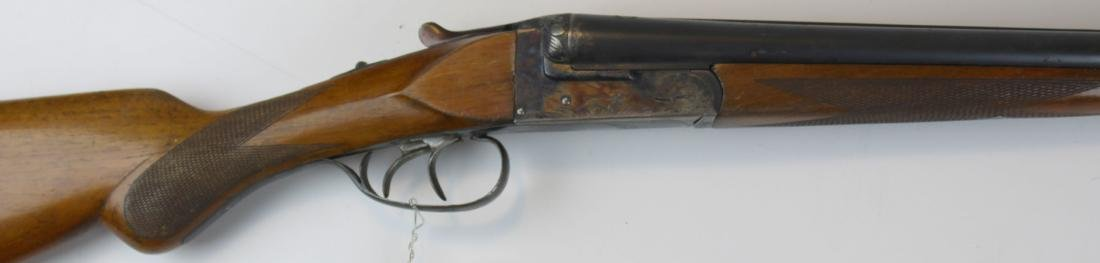 Eibar 20ga Side by Side shotgun