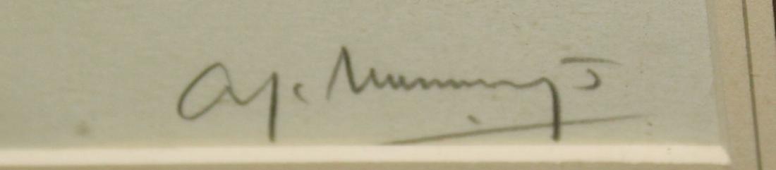 Alfred J Munnings (EN 1878-) The Kilkenny Hounds - 2