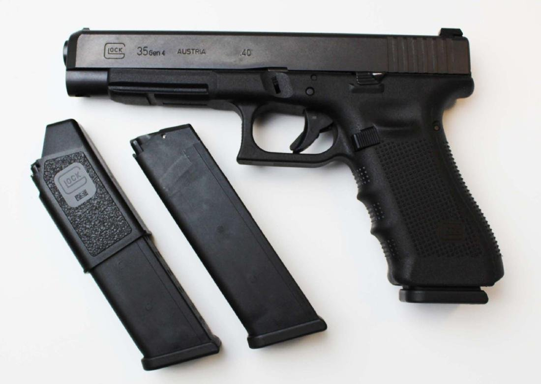 Glock Model 35gen4 in .40 S&W
