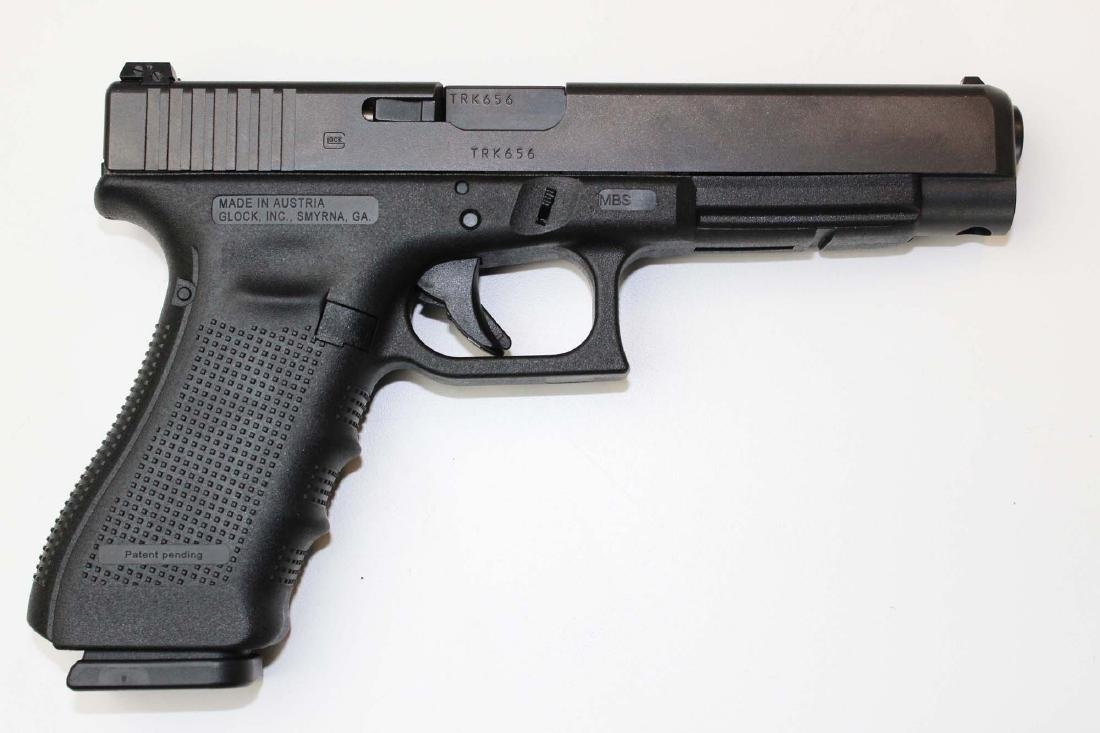 Glock Model 35gen4 in .40 S&W - 2