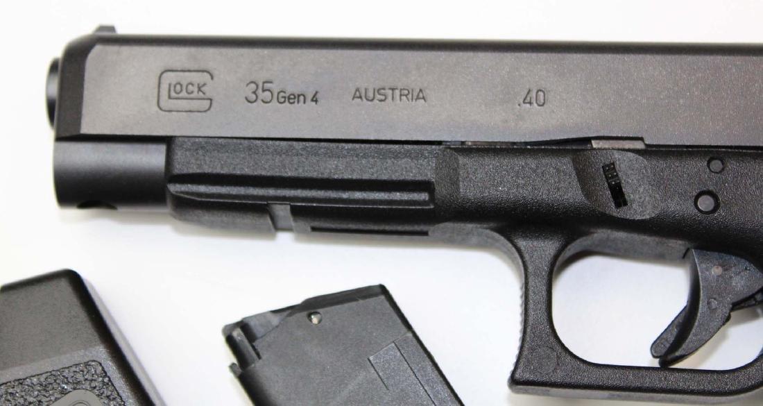 Glock Model 35gen4 in .40 S&W - 4