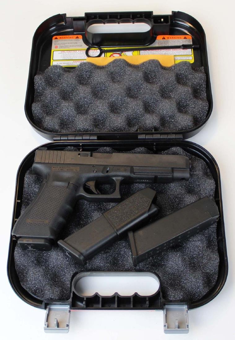 Glock Model 35gen4 in .40 S&W - 5