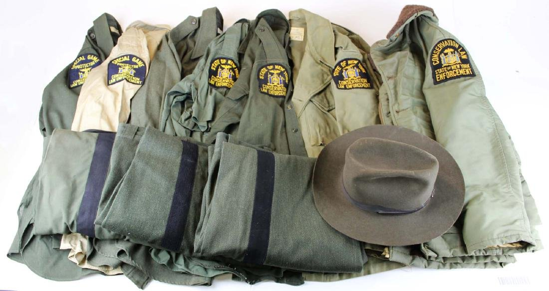 NY Conservation Law Enforcement uniforms