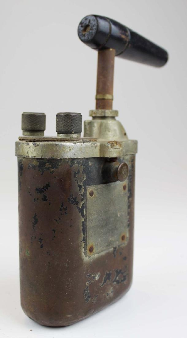 US Army blasting machine detonator