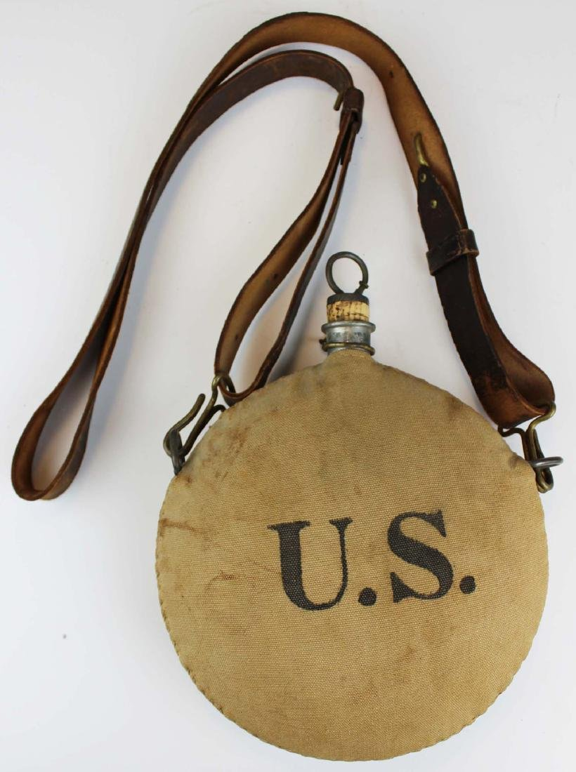 US Spanish American War era canteen