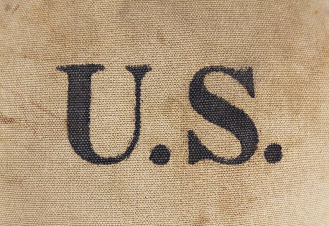 US Spanish American War era canteen - 2