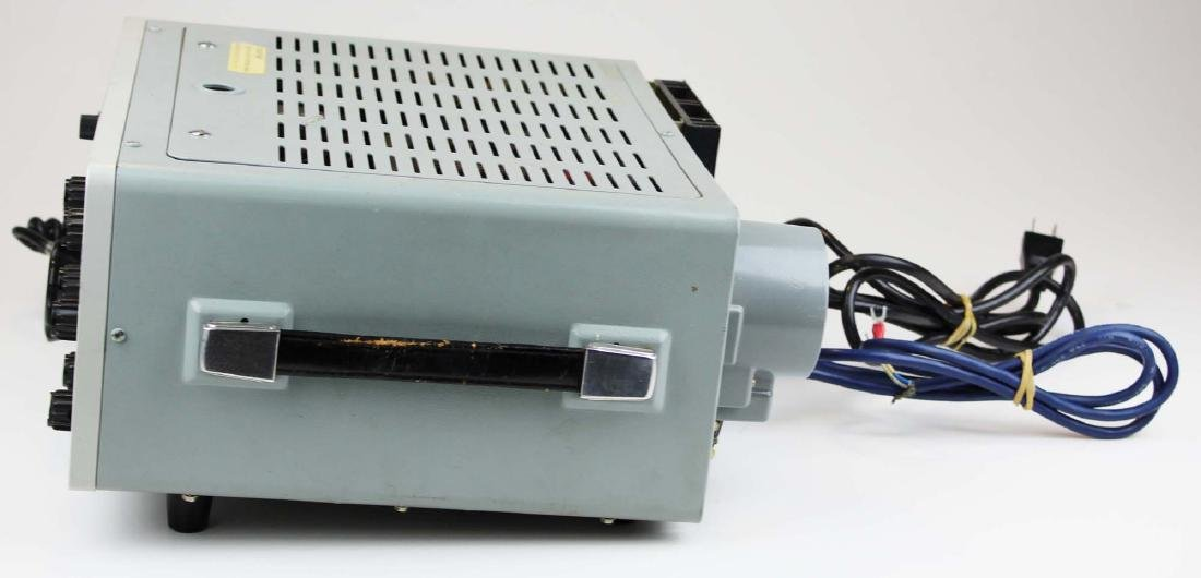 vintage Yaesu FT-101E SSB radio transceiver - 3