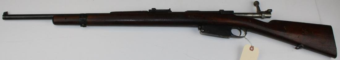 Argentine Mauser Model of 1891 - 2