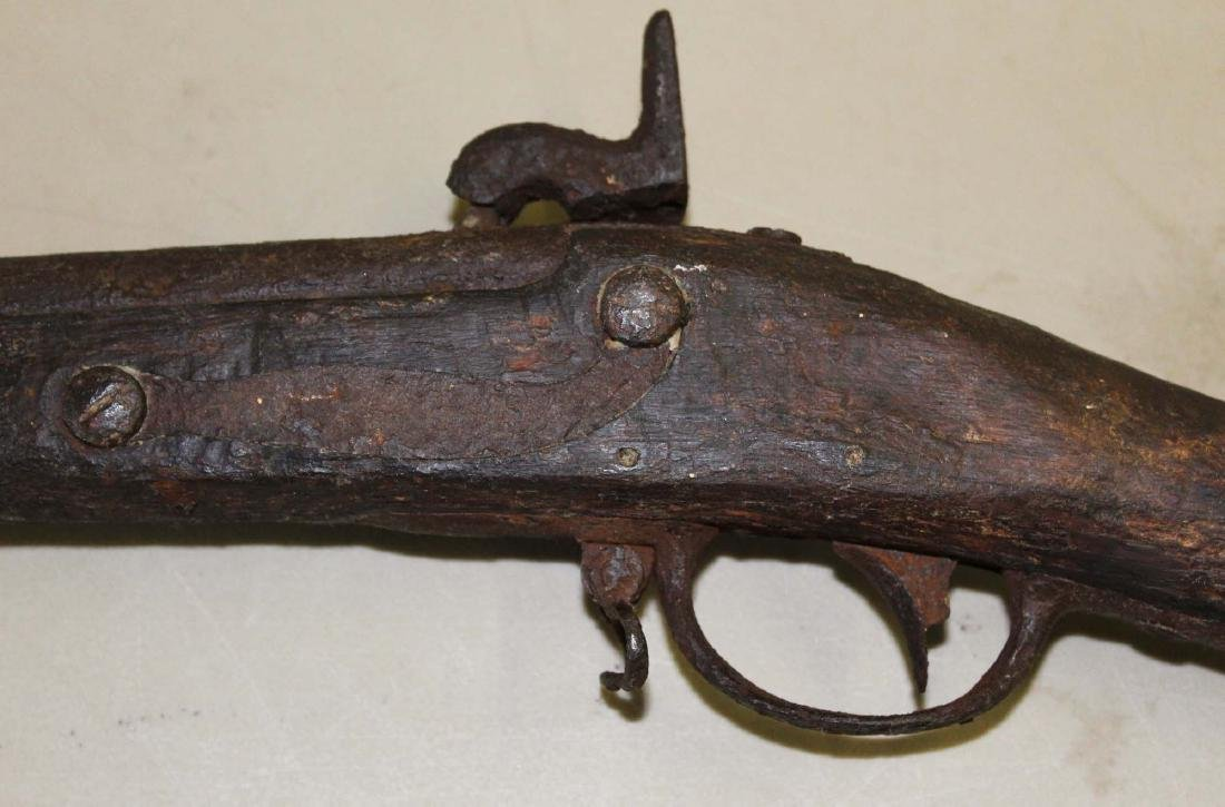 US Springfield musket as found - 6