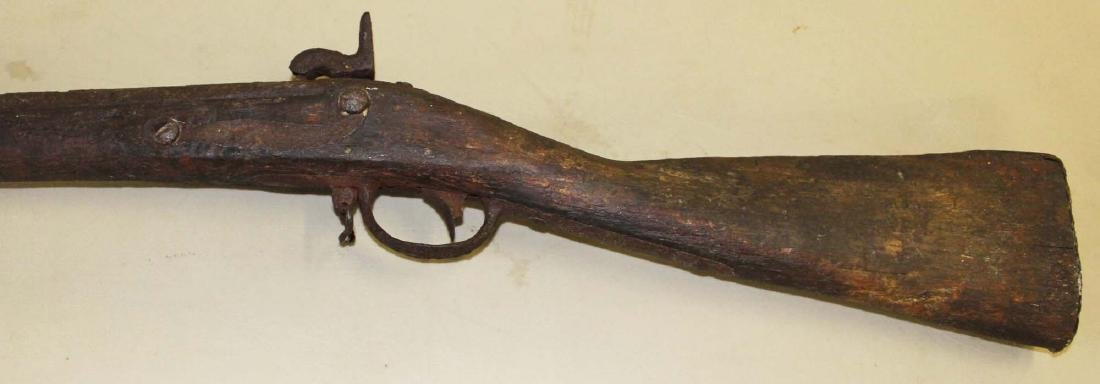 US Springfield musket as found - 7