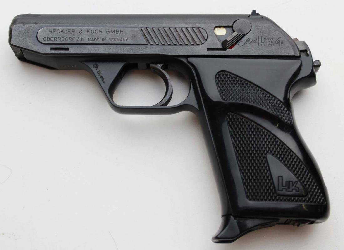 Heckler and Koch HK4 Pistol- DAMAGED