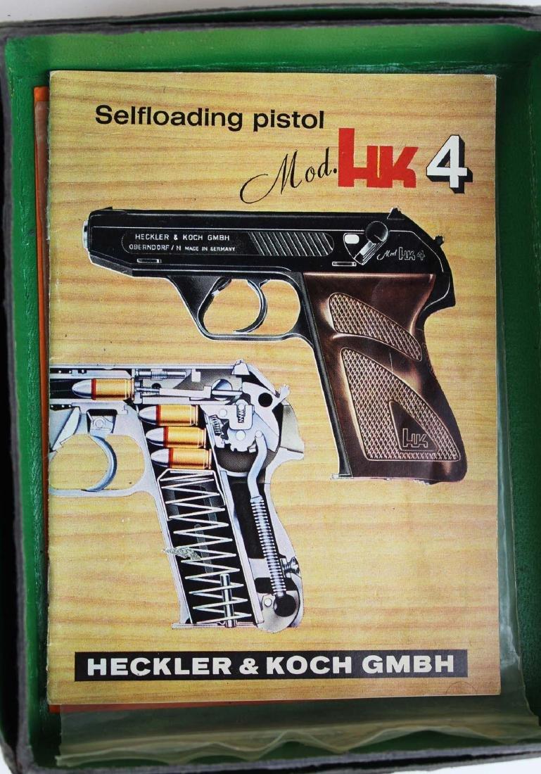Heckler and Koch HK4 Pistol- DAMAGED - 3