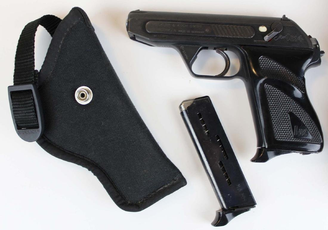 Heckler and Koch HK4 Pistol- DAMAGED - 4