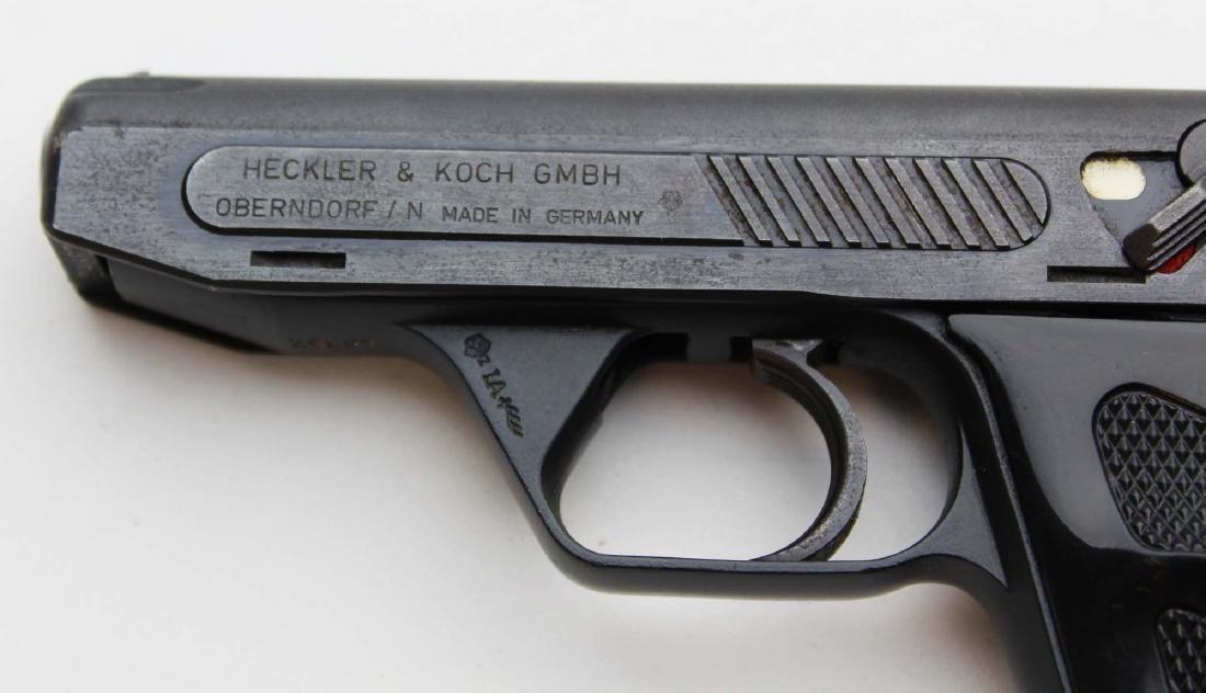Heckler and Koch HK4 Pistol- DAMAGED - 5