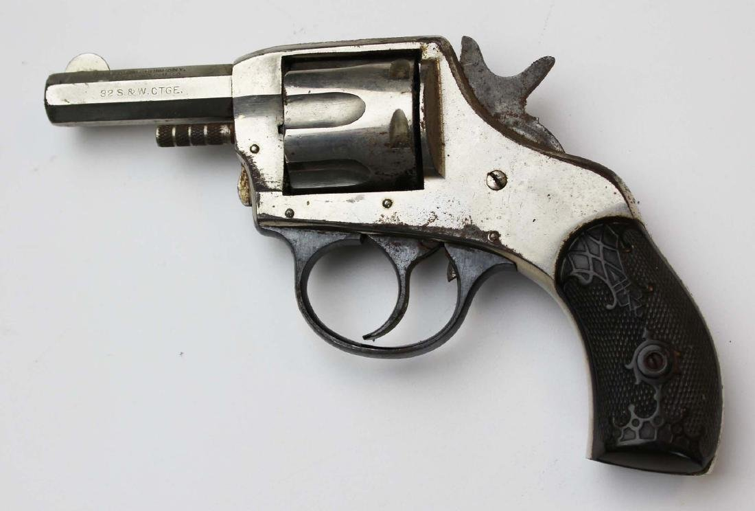 H&R Double Action revolver - 3