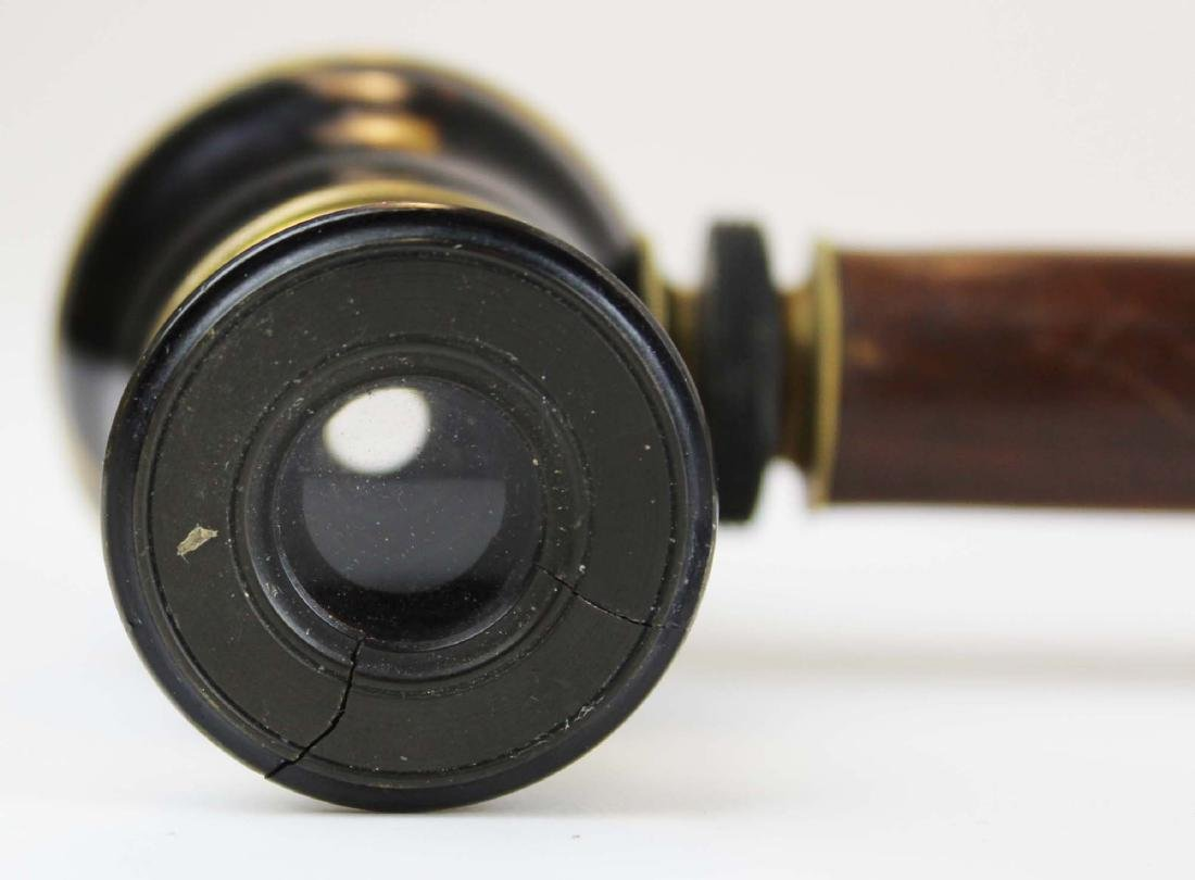 19th c Metamorphic telescope cane - 2