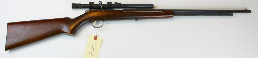 Remington Model 34 in .22lr