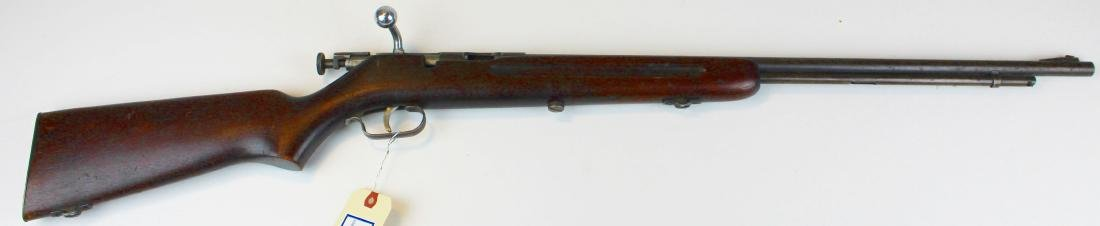 Mossberg Model 40 in .22lr