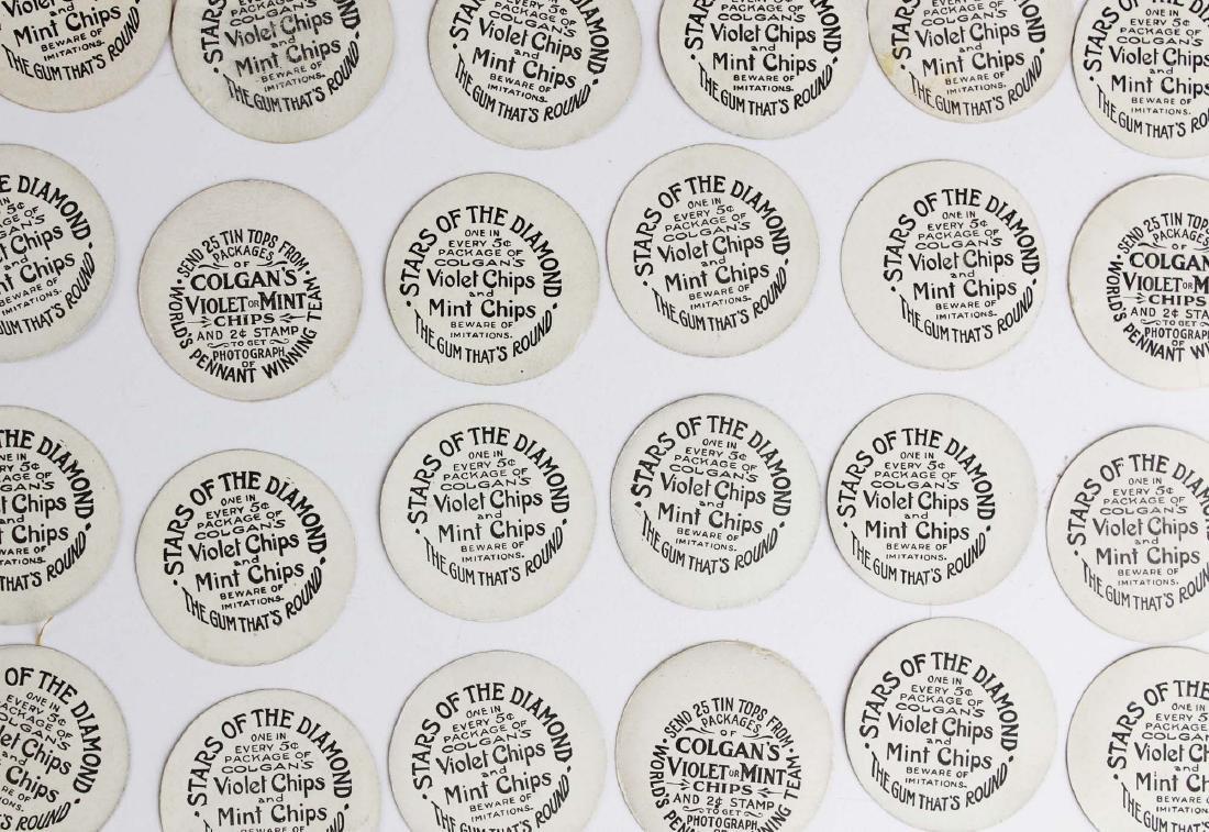 ca 1909 Colgan's Stars of the Diamond cards - 5