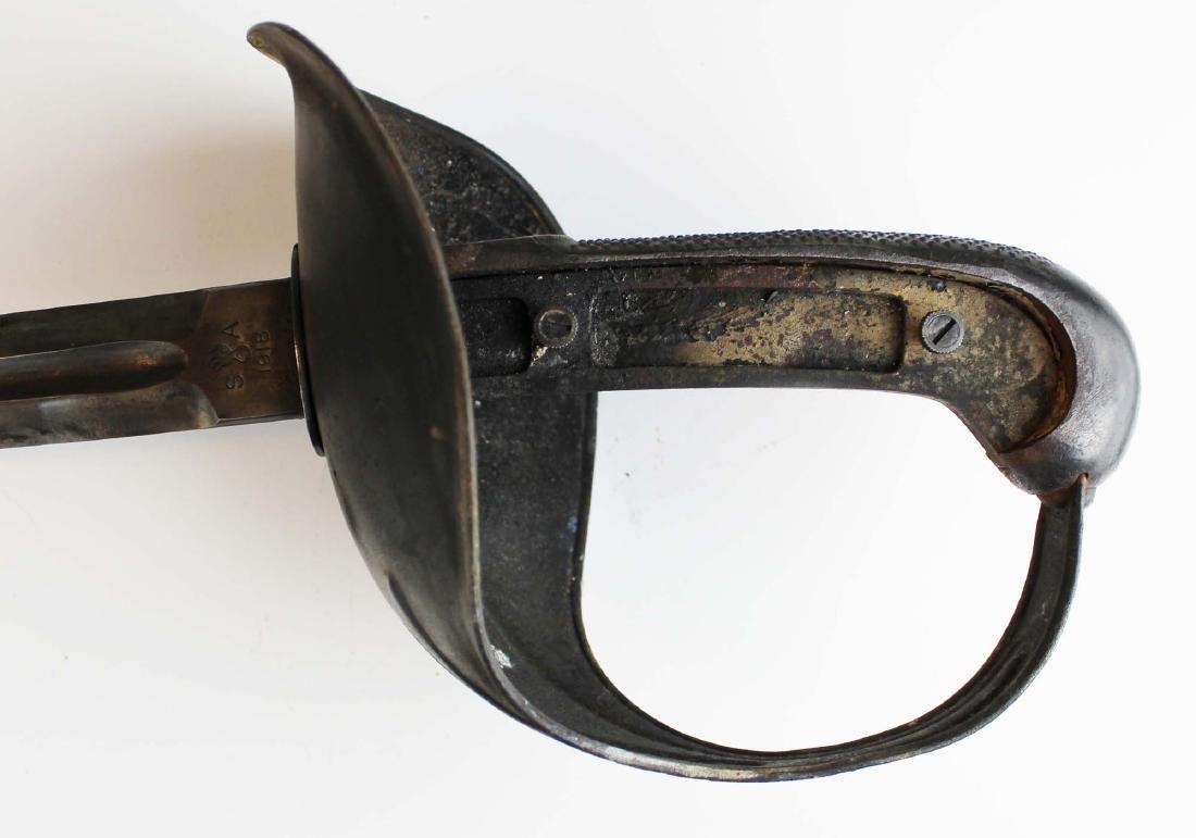1918 US Springfield Armory Patton sword - 2