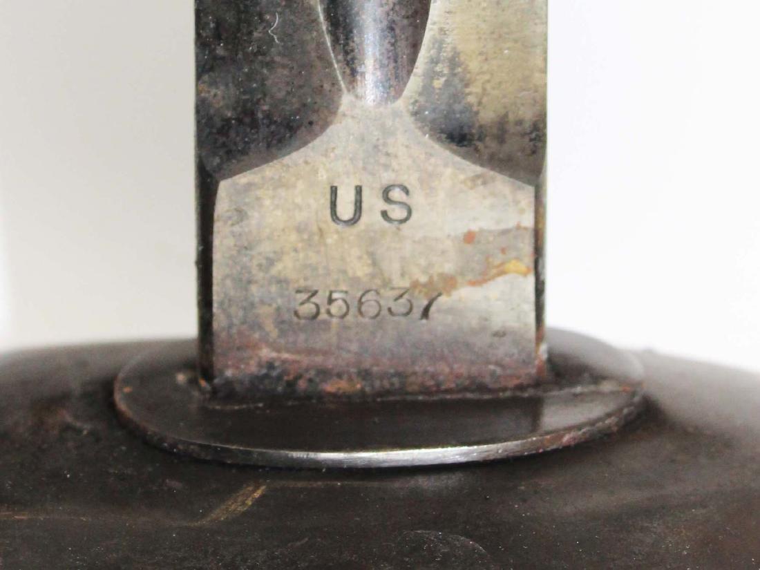 1918 US Springfield Armory Patton sword - 7