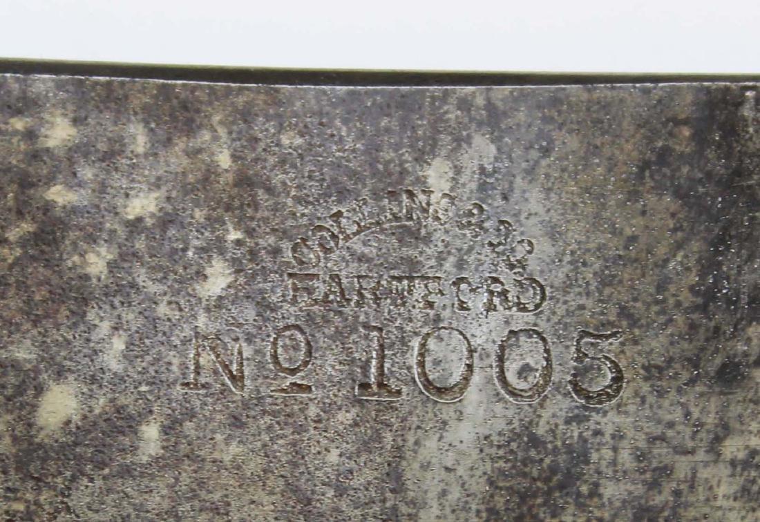 Collins & Co Hartford No. 1005 bolo knife - 5