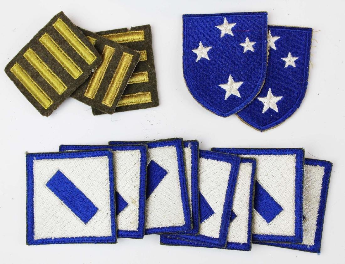 US Navy visor caps, badge, photos, etc. - 4
