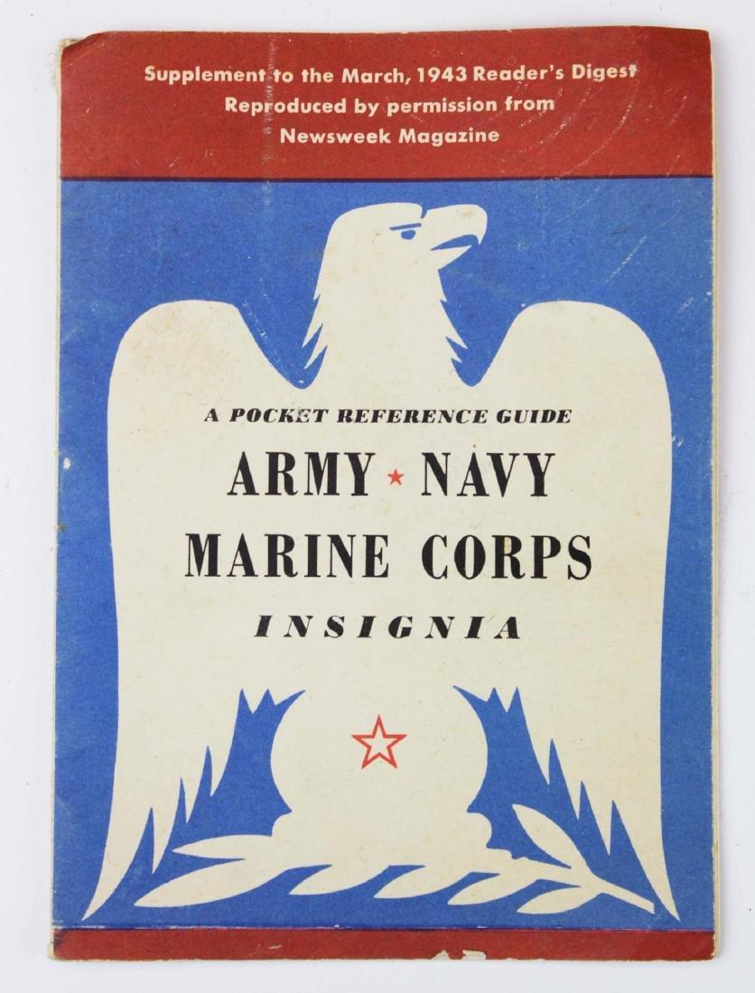 US Navy visor caps, badge, photos, etc. - 6