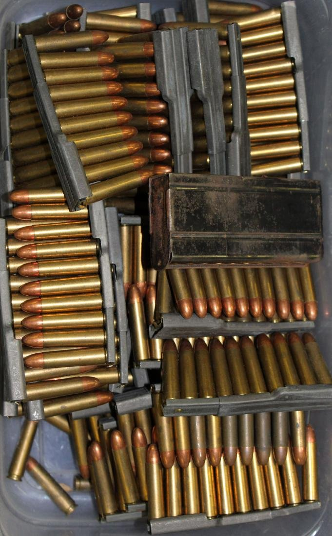 Approx 450 Rounds of .30 carbine Ammo