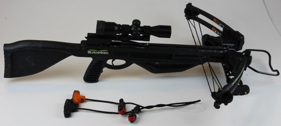 Parker Bows Blackhawk Crossbow