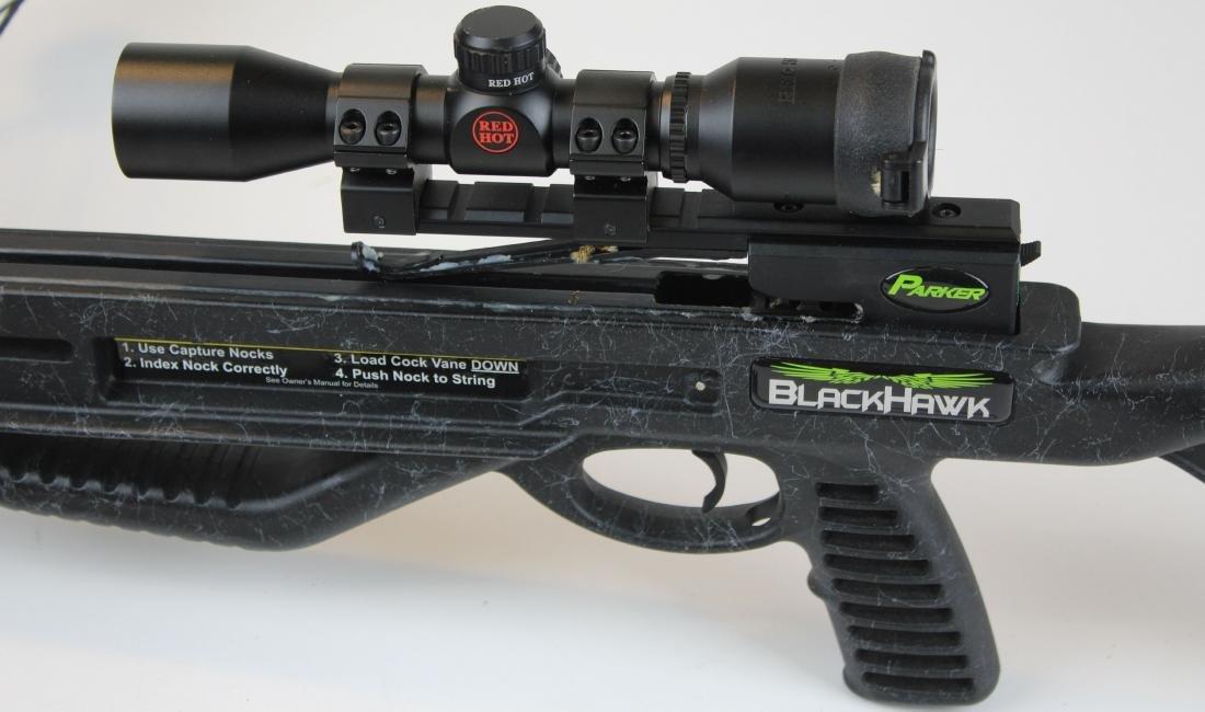 Parker Bows Blackhawk Crossbow - 2