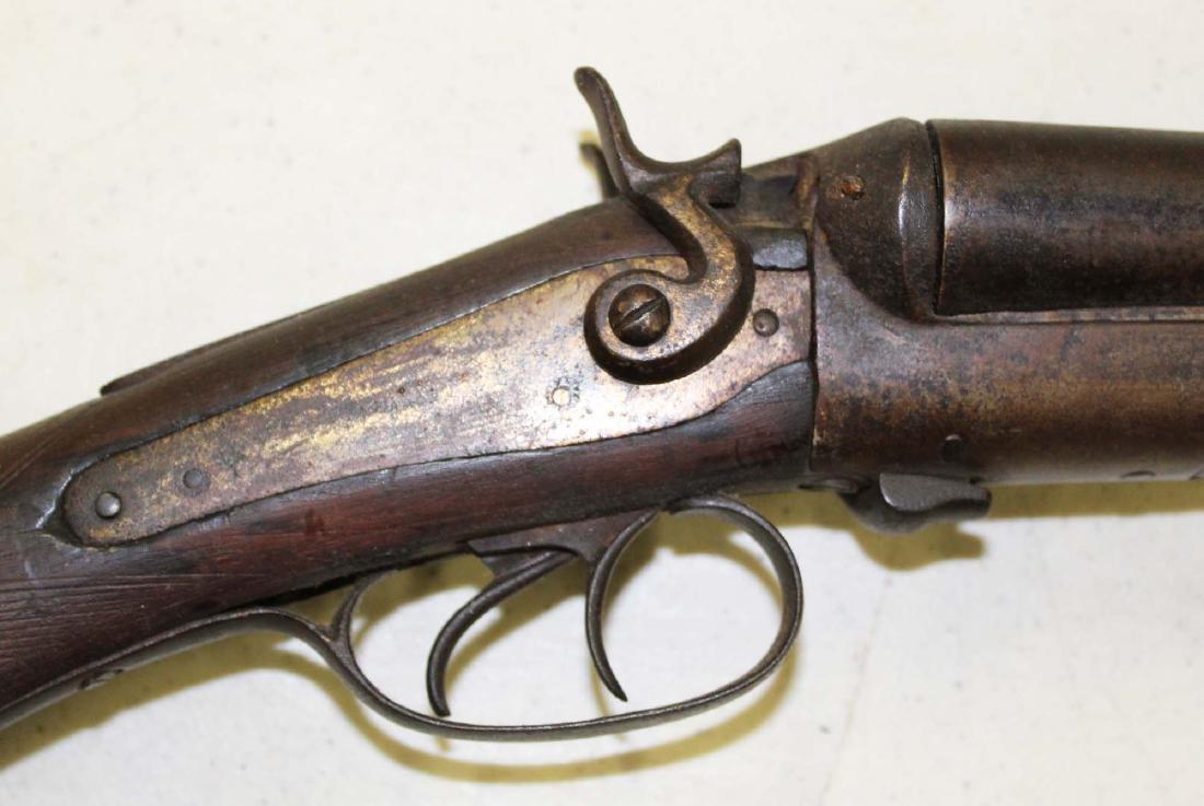 Richards Side by side shotgun - 2