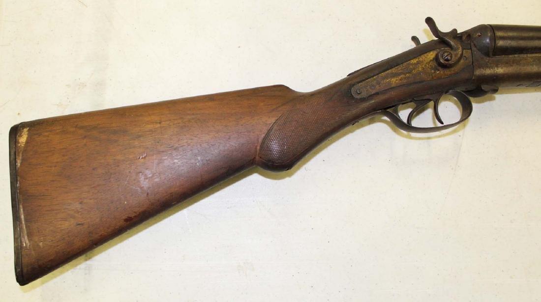 Richards Side by side shotgun - 3