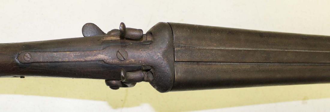 Richards Side by side shotgun - 4