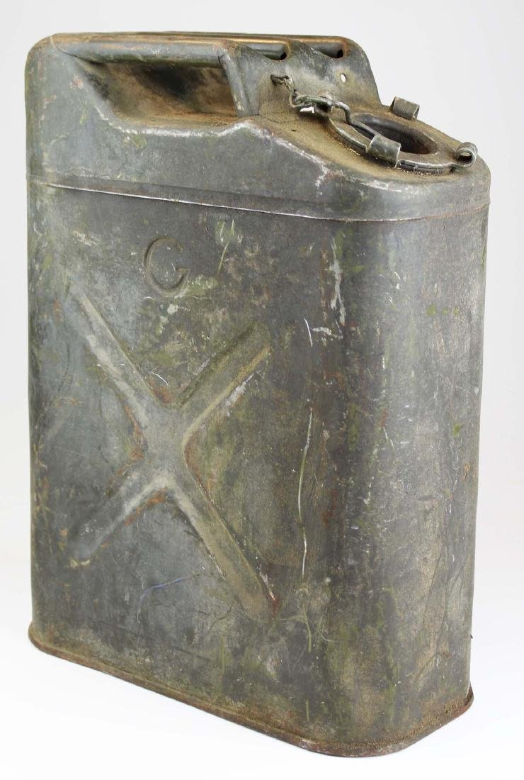 US Korean war era 5 gallon jerry can