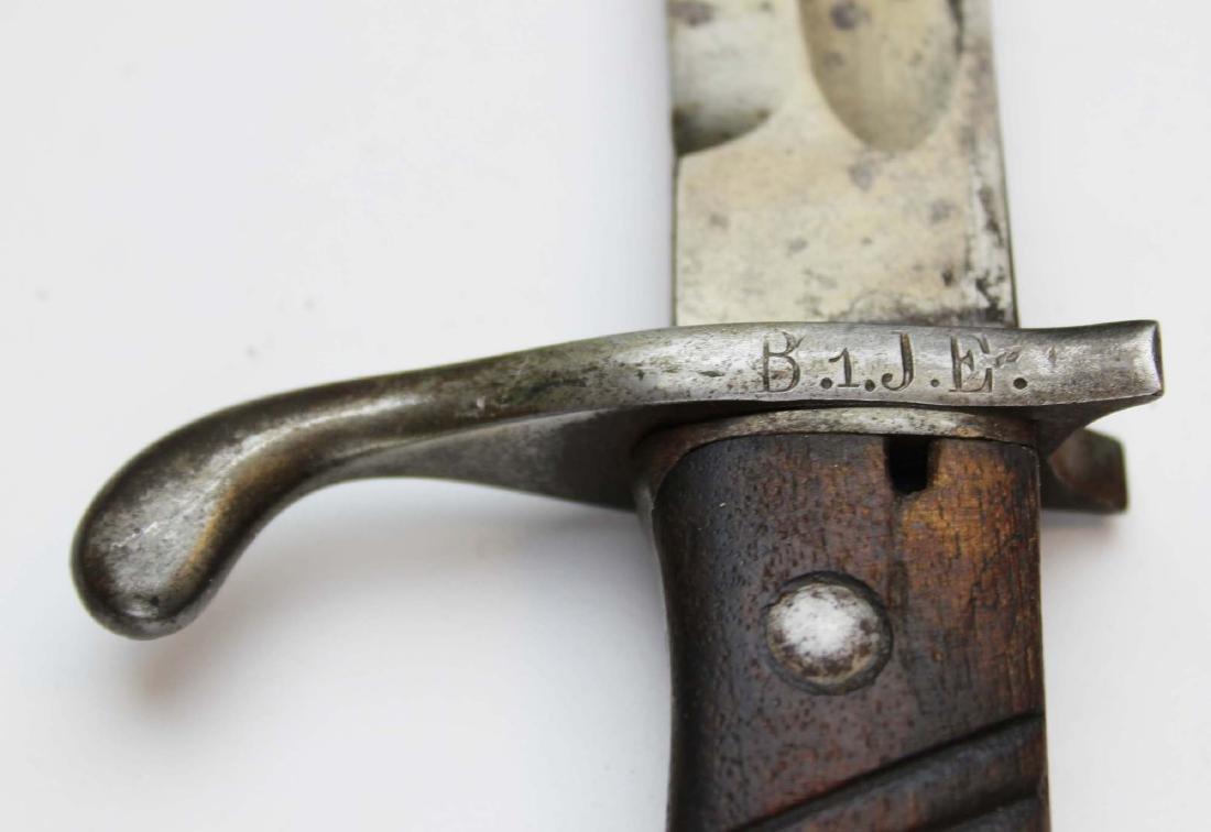 German WWI M98 butcher bayonet - 3