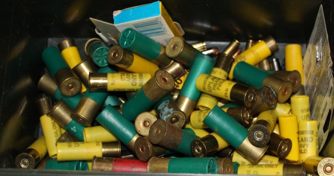 Mixed lot of ammo including .40 S&W - 2