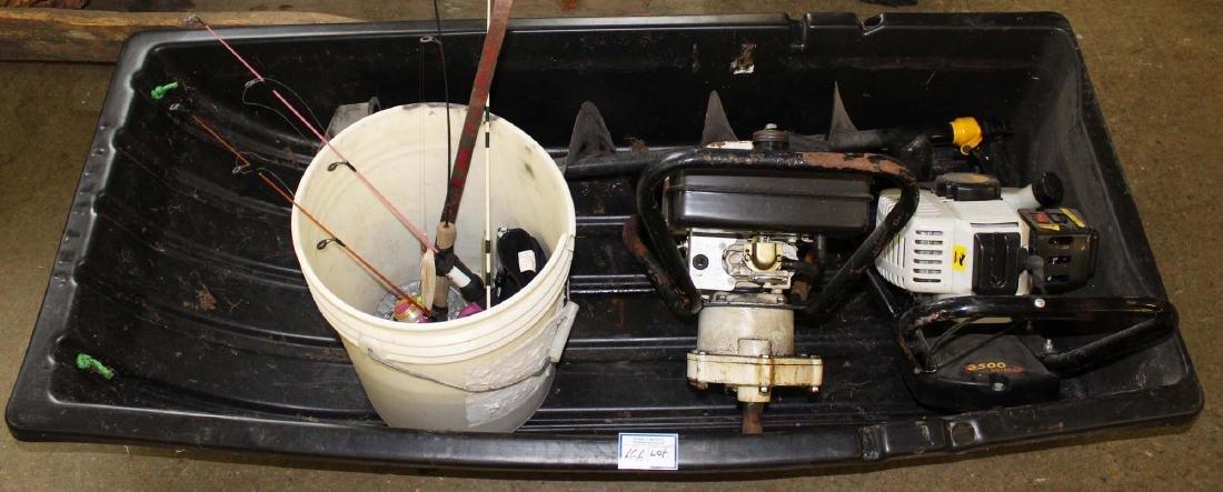 Ice Fishing rig