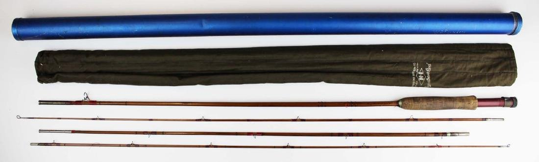 Horrocks-Ibbotson bamboo fly rod