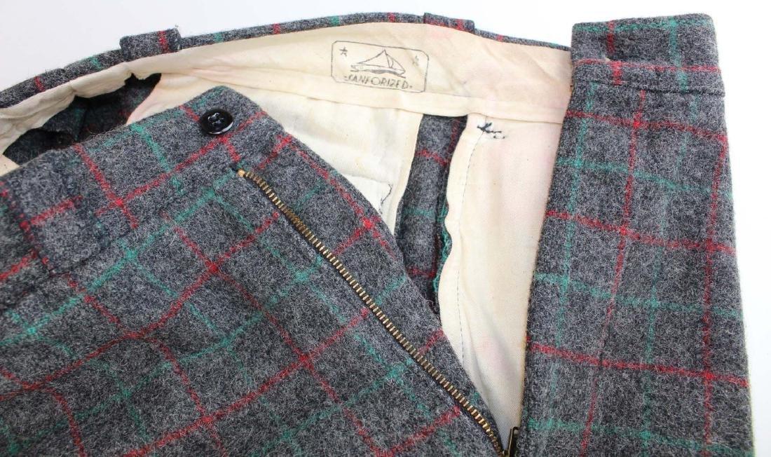 Vintage wool ca. 1950 clothing - 7