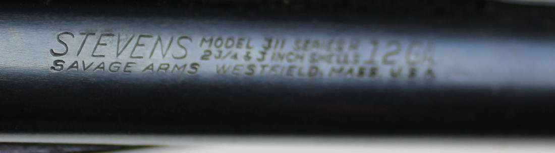 Stevens Model 311 Series H Shotgun - 3