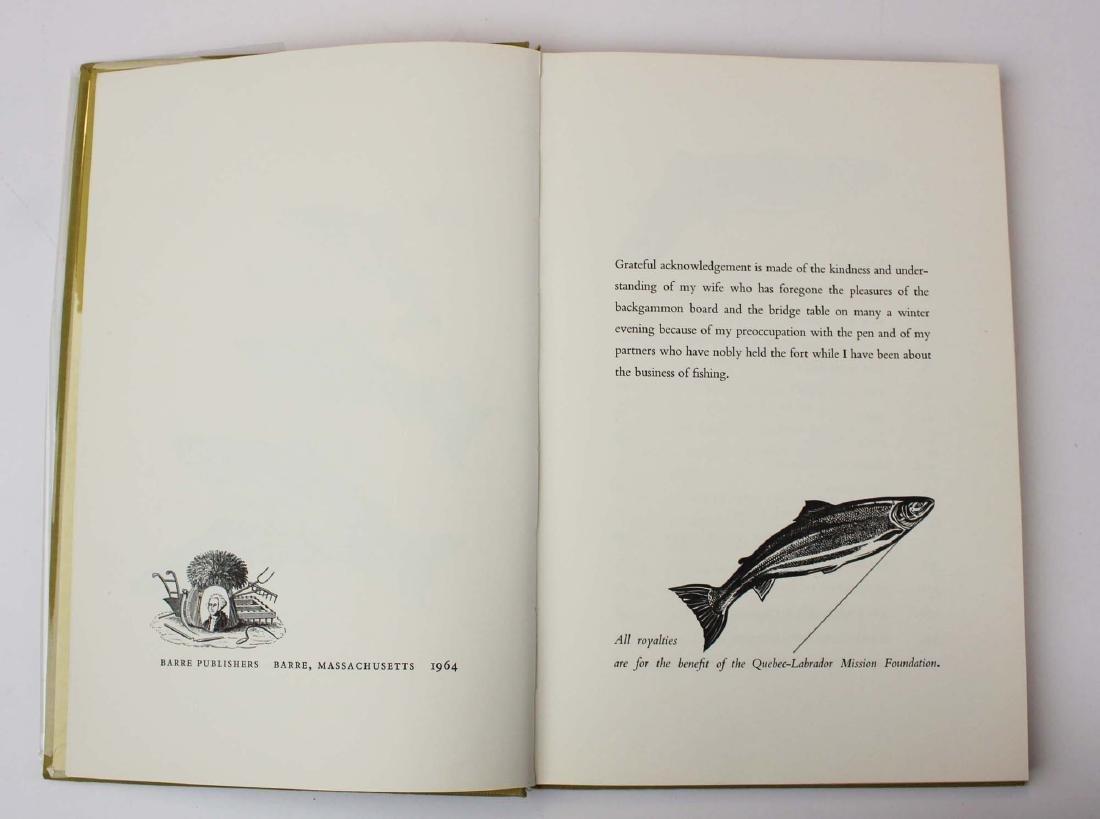 five Dana S Lamb books on fly fishing - 7